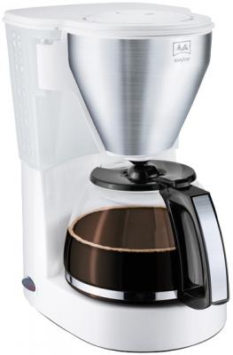 Кофеварка Melitta Easy Top SST белый