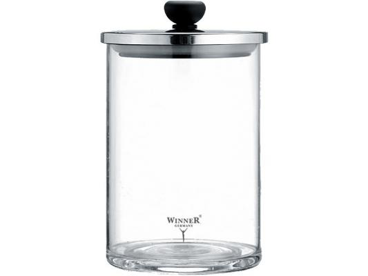 Контейнер Winner WR-6905 1.2л стекло