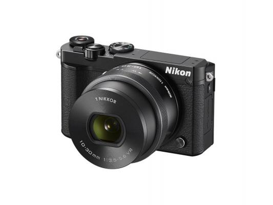 "Фотоаппарат Nikon 1 J5 Black + 10-30 PD Zoom 23Mp  3"" 1080P WiFi"