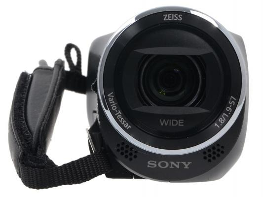 Цифровая видеокамера Sony HDR-CX405B/BC Black HDRCX405B.CEL 4ch ahd dvr nvr kit 4mp cctv system 3 6mm 6pcs aarray leds 4 0mp hd camera indoor outdoor p2p onvif security surveillance set