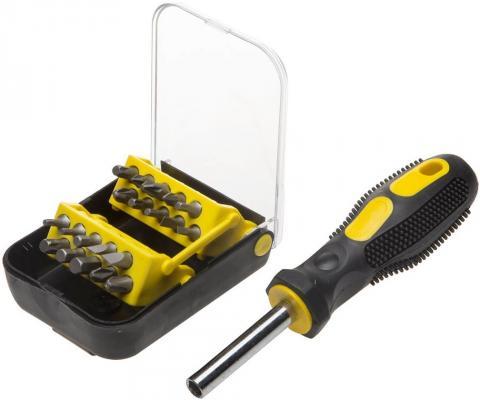 Набор отверточный Stayer Standard 21шт 25078-H21 набор инструментов stayer 21шт standard 22054 h21