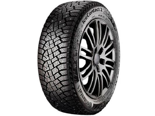 Шина Continental IceContact 2 SUV 245/55 R19 103T зимняя шина continental contivikingcontact 6 suv 255 50 r20 109t