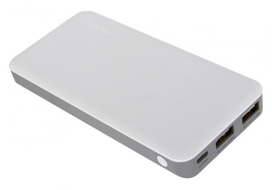 Портативное зарядное устройство Lenovo MP1060 USB 10000мАч серый PG38C00460