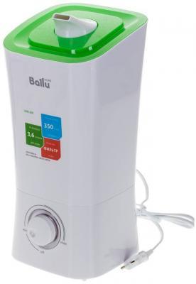 Увлажнитель воздуха Ballu UHB-200 ультразвуковой механическое управление белый
