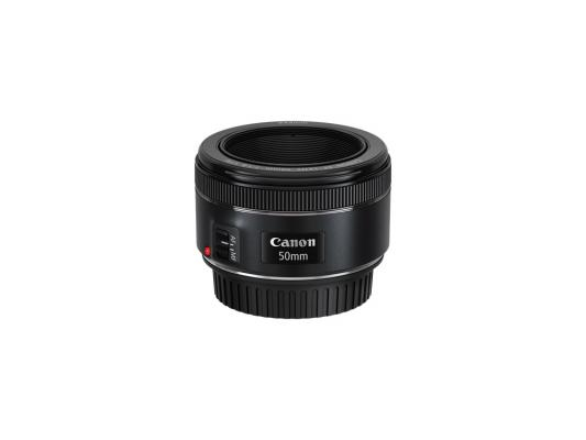 Объектив Canon EF 50мм F1.8 STM 50-50мм F/1.8-1.8 0570C005 объектив canon ef s is stm 1620c005 18 55мм f 4 5 6 черный