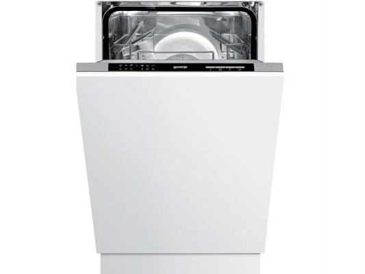 Посудомоечная машина Gorenje GV50211 белый