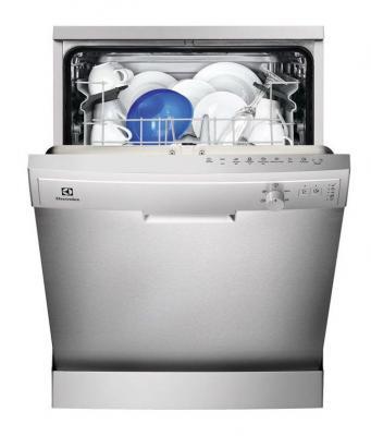 Посудомоечная машина Electrolux ESF9520LOX серебристый