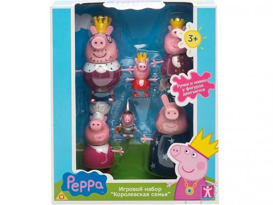 Игровой набор Peppa Pig Королевская семья 6 предметов 28875