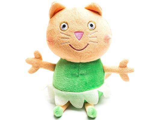 Мягкая игрушка Peppa Pig Котенок Кэнди балерина 20 см от 3 лет 25084