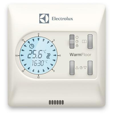 Терморегулятор Electrolux ETA-16  сменная панель silver electrolux eta 16