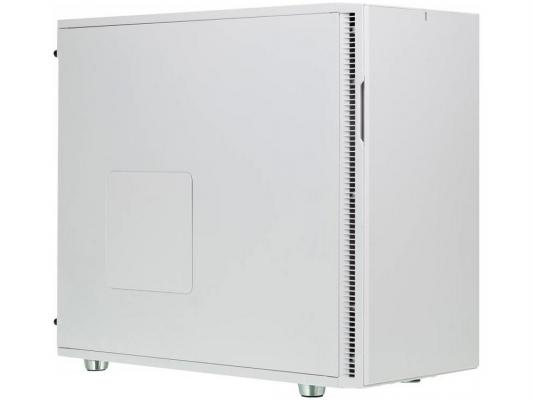 Корпус ATX Fractal Design Define R5 Без БП белый (FD-CA-DEF-R5-WT) компьютерный корпус fractal design define r5 midi tower