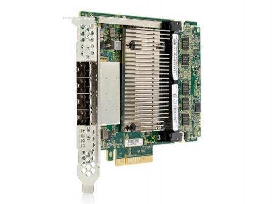 Контроллер HP SAS Smart Array P841/4GB FBWC/12G/ Ex. Quad mini-SAS HD ports/PCIe3.0 X8 726903-B21 sas festplatte 300gb15ksas6gbpslff f617n