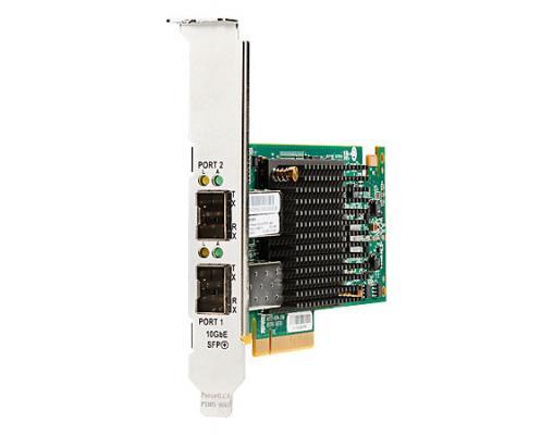 Адаптер HP 557SFP+ 2x10Gb PCIe(3.0) Emulex for Gen9 servers 788995-B21 gzlspart for hp