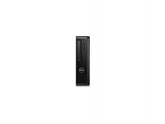 Компьютер DELL Vostro 3800 Slim Tower Intel Core i5-4460 4Gb 500Gb Intel HD Graphics 4400 64 Мб Windows 7 Professional + Windows 8.1 Professional черный 3800-7597