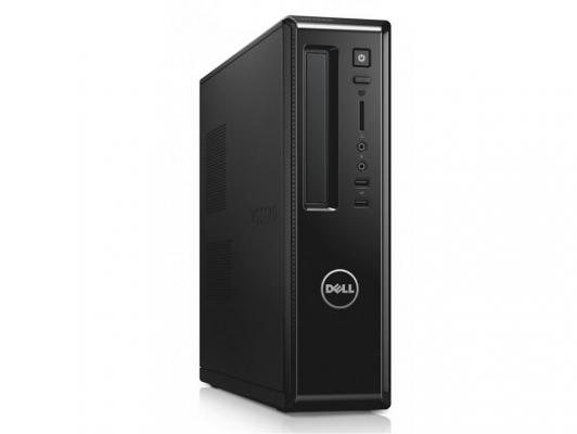 Компьютер DELL Vostro 3800 Slim Tower Intel Pentium-G3260 4Gb 500Gb Intel HD Graphics 64 Мб Linux черный 3800-7542
