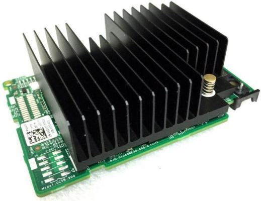 лучшая цена Контроллер Dell PERC H330 RAID 0/1/5/10/50 405-AAEI