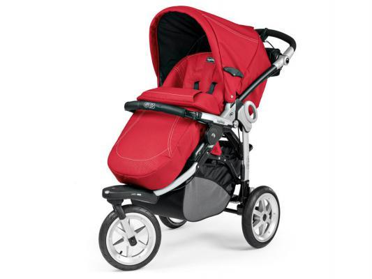 Купить Коляска прогулочная Peg-Perego GT3 Completo (mod red)
