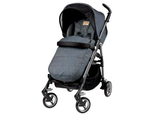 Коляска-трость Peg-Perego Si Completo (blue denim)