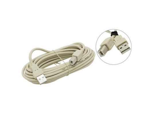 все цены на  Кабель USB 2.0 AM-BM 5.0м 5bites UC5010-050C  онлайн