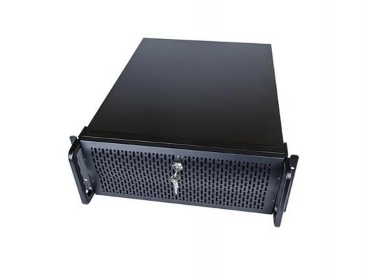 Серверный корпус 4U Exegate 4U4129 Без БП чёрный EX172972RUS
