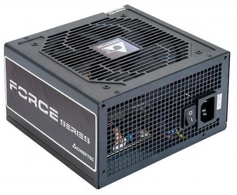 БП ATX 500 Вт Chieftec CPS-500S блок питания пк chieftec gpe 500s 500w gpe 500s