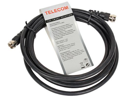 Кабель соединительный антенный VCOM Telecom F/F 2.0м TAN9520-2M 6926123462447