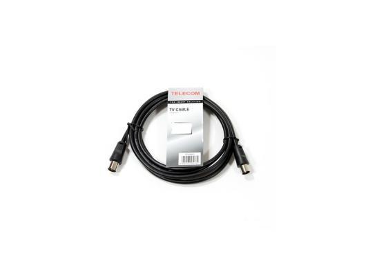 Кабель соединительный антенный VCOM Telecom M/M 2.0м TTV9555-2M 6926123462409 кабель соединительный антенный vcom telecom m m 2 0м ttv9555 2m 6926123462409