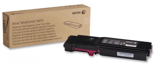 Картридж Xerox 106R02753 для WC6655 пурпурный 7500стр цена