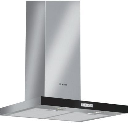 цены на Вытяжка каминная Bosch DWB064W51T серебристый в интернет-магазинах