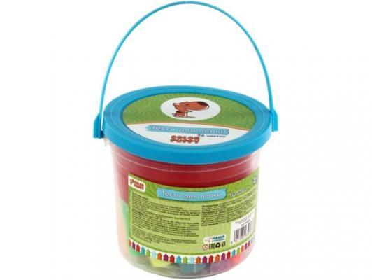 Тесто для лепки: 26 цветов, 442г, формы, ролик Color Puppy 63936