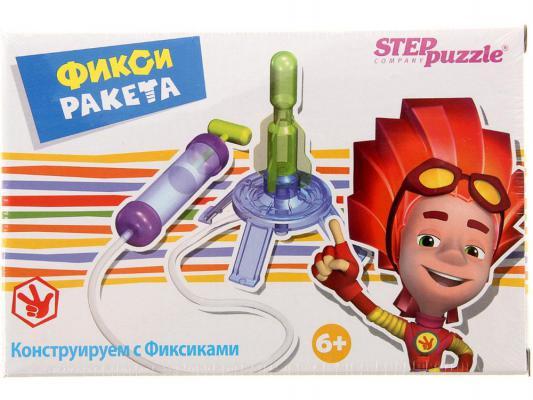 Настольная игра Step Puzzle логическая Фикси - ракета 76162