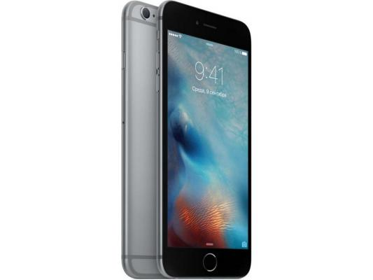 "Смартфон Apple iPhone 6S Plus серый 5.5"" 16 Гб NFC LTE Wi-Fi GPS MKU12RU/A"