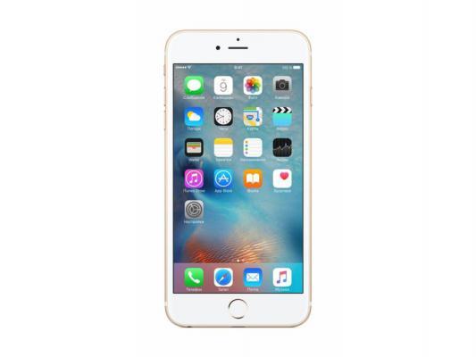 """Смартфон Apple iPhone 6S Plus золотистый 5.5"""" 16 Гб NFC LTE Wi-Fi GPS MKU32RU/A"""