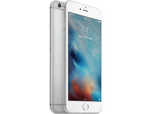 "Смартфон Apple iPhone 6S Plus 5.5"" 128Gb Silver серебристый MKUE2RU/A"
