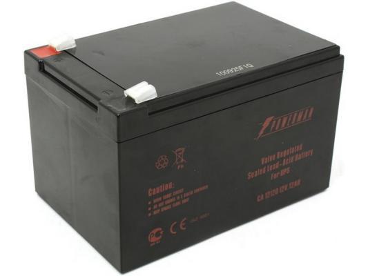 Батарея Powerman CA12120/UPS 12V/12AH батарея 3cott 12v 12ah rt12120 12v12ah 2ohr