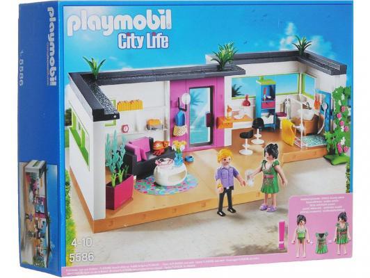 Конструктор Playmobil Особняки: Номер для гостей 288 элементов 5586pm