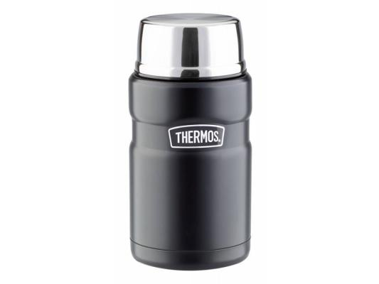 Термос Thermos SK3020 BK King 0.71л черный 918093 термос thermos thermos sk3020 bk king food jar 0 71l черный 0 71л