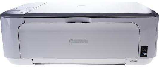 МФУ Canon Pixma MG3640 A4 9.9ppm 4800x1200dpi Wi-Fi USB белый 0515C027 мфу canon pixma g 3410