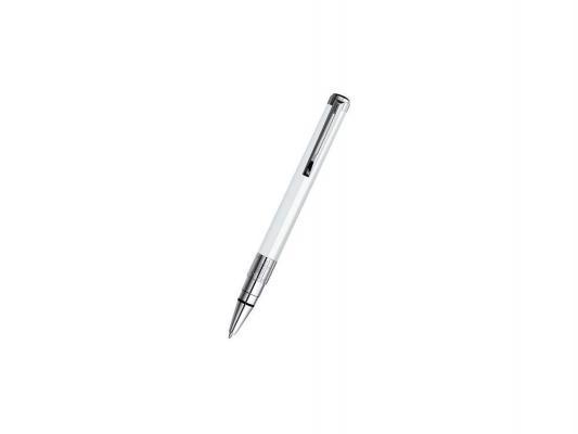 Шариковая ручка Waterman Perspective чернила синие корпус бело-серебристый S0944600 цена