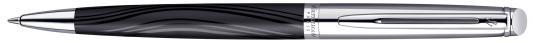 Шариковая ручка поворотная Waterman Hemisphere Deluxe синий M S0921230 ручка шариковая waterman hemisphere deluxe privee 1971674 cuivre ct m синие чернила подар кор