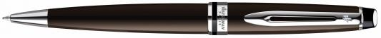 Шариковая ручка поворотная Waterman Expert синий M S0952280 waterman шариковая ручка expert 3 precious ct black waterman s0963360