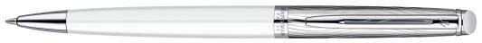 Шариковая ручка поворотная Waterman Hemisphere Deluxe синий M S0921310 ручка шариковая waterman hemisphere deluxe privee 1971674 cuivre ct m синие чернила подар кор