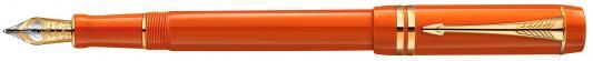 Перьевая ручка Parker Duofold F74 International Historical Colors Big Red GT F 1907190