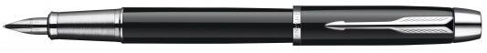 Перьевая ручка Parker IM Metal F221 Black CT F S0856180