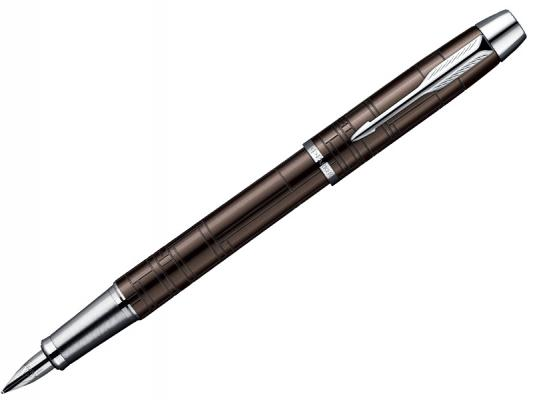 Перьевая ручка Parker IM Premium F222 Metal Brown F S0949710