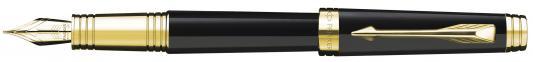 Перьевая ручка Parker Premier Lacque F560 Black GT F S0887810