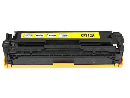 Картридж NV-Print CF212A для HP LJ Pro M251/M276 желтый 1800стр картридж profiline pl cf212a 131a 731 для laserjet pro 200 m251 mfp m276 hp 618 1800 стр желтый