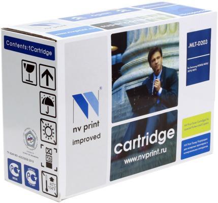 Картридж NV-Print MLT-D203U для Samsung SL-M4020/4070 черный 15000стр картридж для принтера nv print для hp cf403x magenta