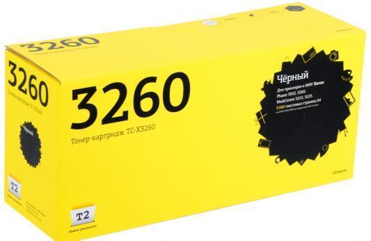 Картридж T2 TK800M для для Xerox Phaser 3052/3260/WorkCentre 3215/3225 3000стр Черный