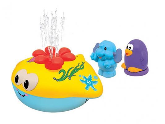 Интерактивная игрушка Kiddieland Фонтан с животными от 1 года разноцветный KID 051664 интерактивная игрушка beezeebee сова от 1 года разноцветный вее019